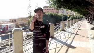 GRIDO NO - Slide Basse Frequenze - [Video Ufficial] - Rap Italiano 2013 - From Agrigento