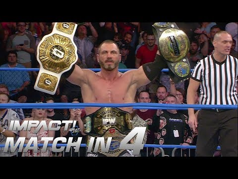 Austin Aries vs Eli Drake: IMPACT World Championship: Match in 4 | IMPACT! Highlights Feb. 15, 2018
