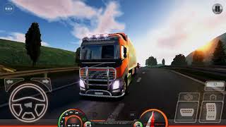 Truck Simulator : Europe 2 New Update Ffrigo Trailer Android Gameplay by WandA