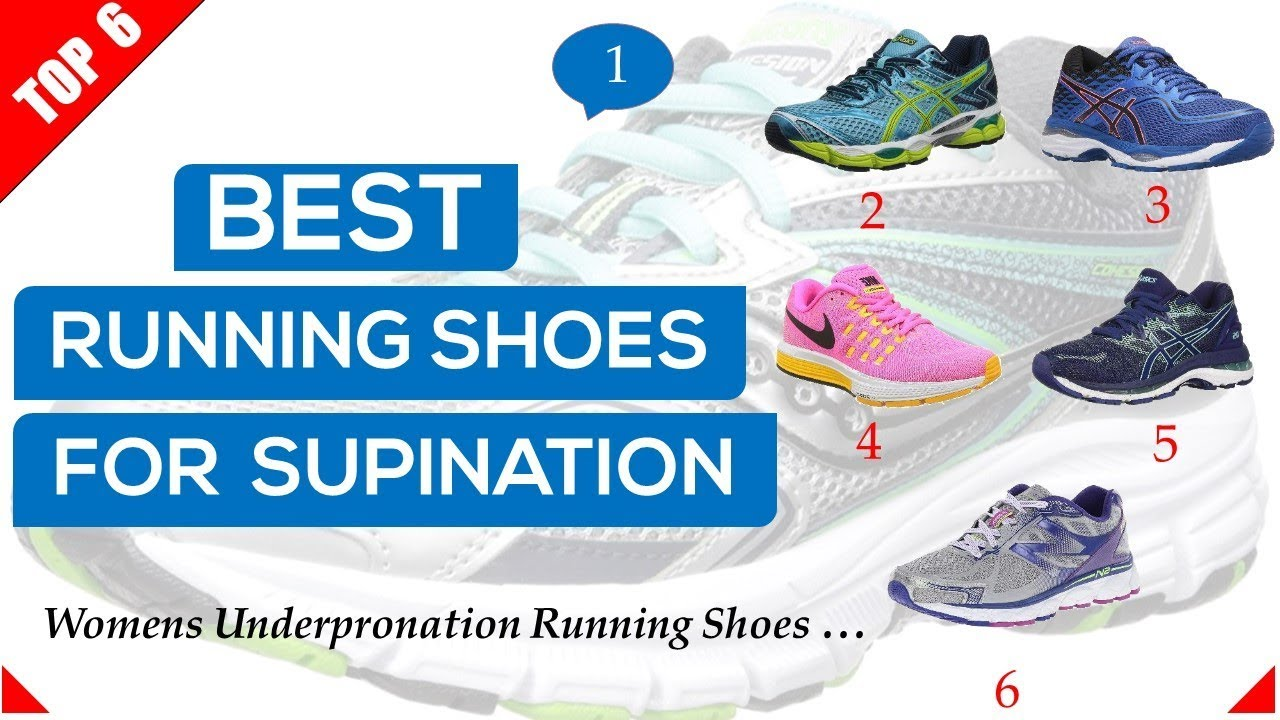 2cea34c9272 Best Running Shoes For Supination - Women