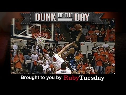 Ruby Tuesday Dunk of the Day | Duke
