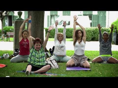 International Day of Yoga & Ganges Danube Cultural Festival of India  in Hungary,  Yoga workshops