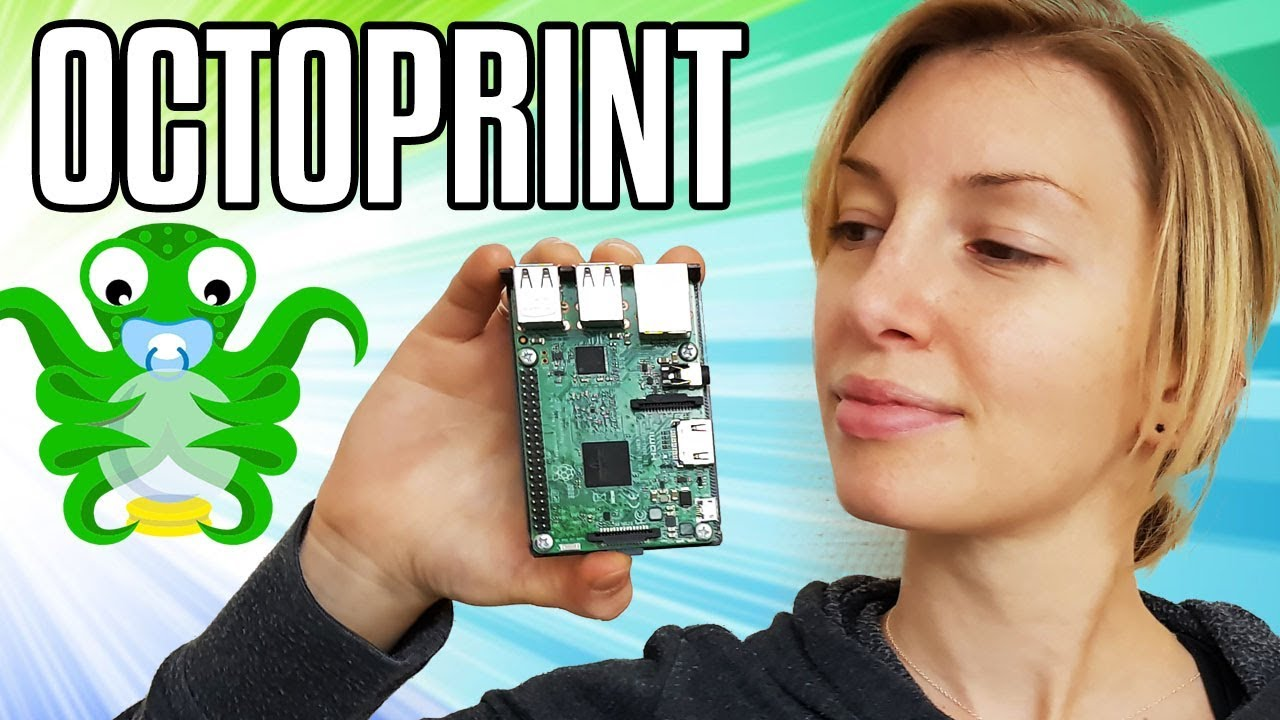 Tutoriel OctoPrint avec extinction automatique de l'imprimante 3D