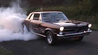 My Buddy Bill's 1965 GTO