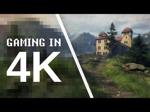 4K-Gaming: Lohnt sich der Umstieg? - GIGA GAMES