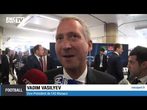 Football / Vasilyev s'explique sur la stratégie de l'AS Monaco - 04/09
