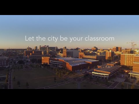 UAB Undergraduate Admissions: Let the City Be Your Classroom