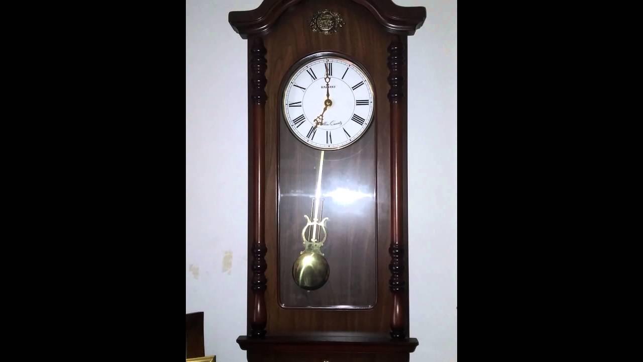 Péndulo 7 O'clock Las At 7Chime Campanadas 00 De Dando A Reloj Clock l3TK1JFc