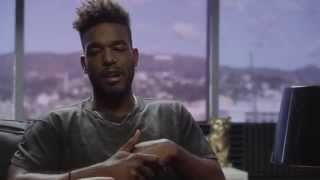 What Makes Luke James Nervous?
