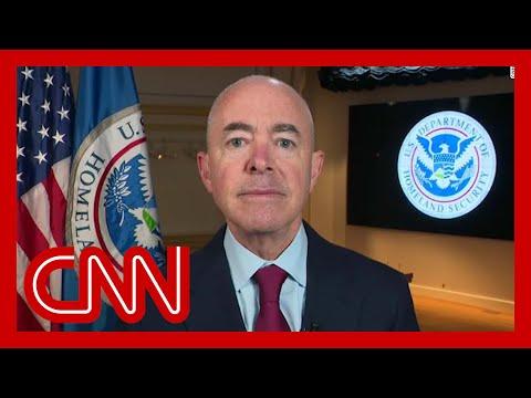 DHS Secretary Mayorkas' plan to address domestic terrorism
