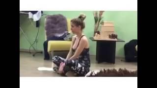 Саша Гозиас учит алфавит! Дом 2
