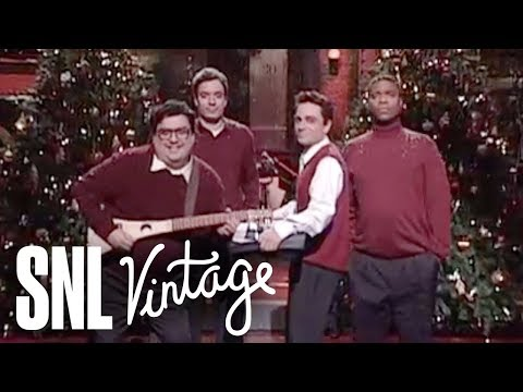 A  From SNL: I Wish It Was Christmas Today  SNL