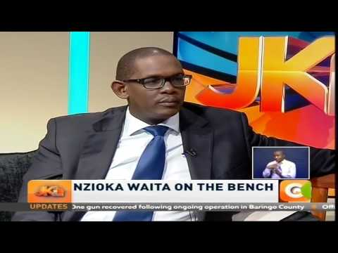 Jeff Koinage Live | Waita: We have a duty to account for the resources we have to Kenyans