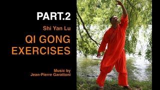 Shaolin QI GONG Exercises Pt.2