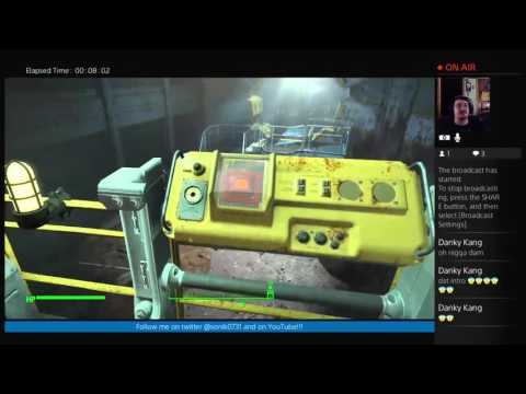 Fallout 4 Episode 19: Repairing the power armor and fixing Damage resistance