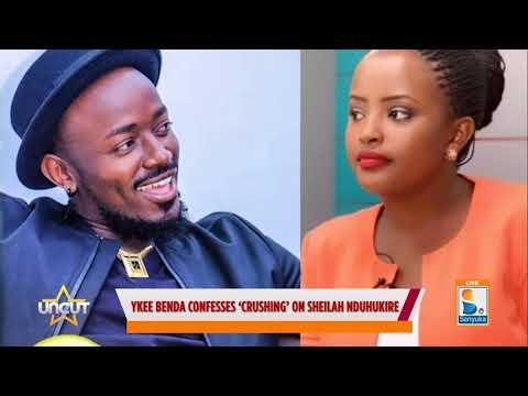 Ykee Benda confesses crushing on Sheilah Nduhukire, Nduhukire is my dream wife----Ykee| Uncut