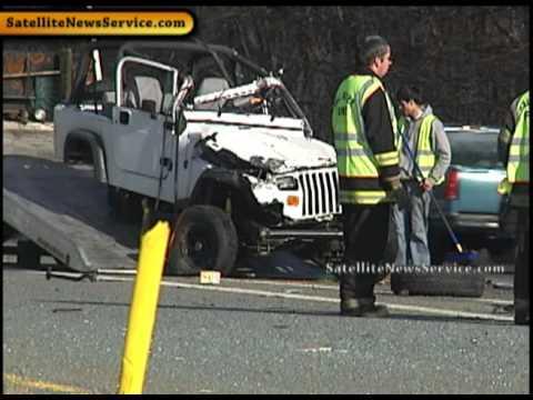 FALL RIVER, MA- Teen Killed in Crash- Rt 24 (12-11-10)