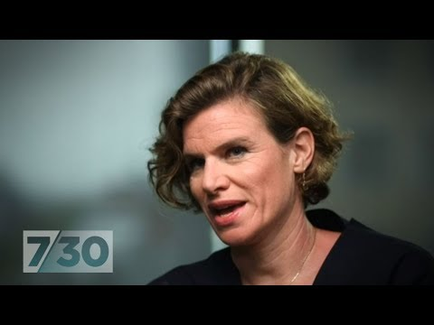 Economist Mariana Mazzucato on how to improve our financial systems | 7.30