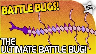 BATTLE BUGS GAME - BUILDING the ULTIMATE BATTLE BUG! - FREE DOWNLOAD! - Battle Bugs Game Gameplay