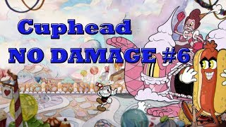 Cuphead #6 - Maluca dos Doces & Hot Dog[NO HIT]