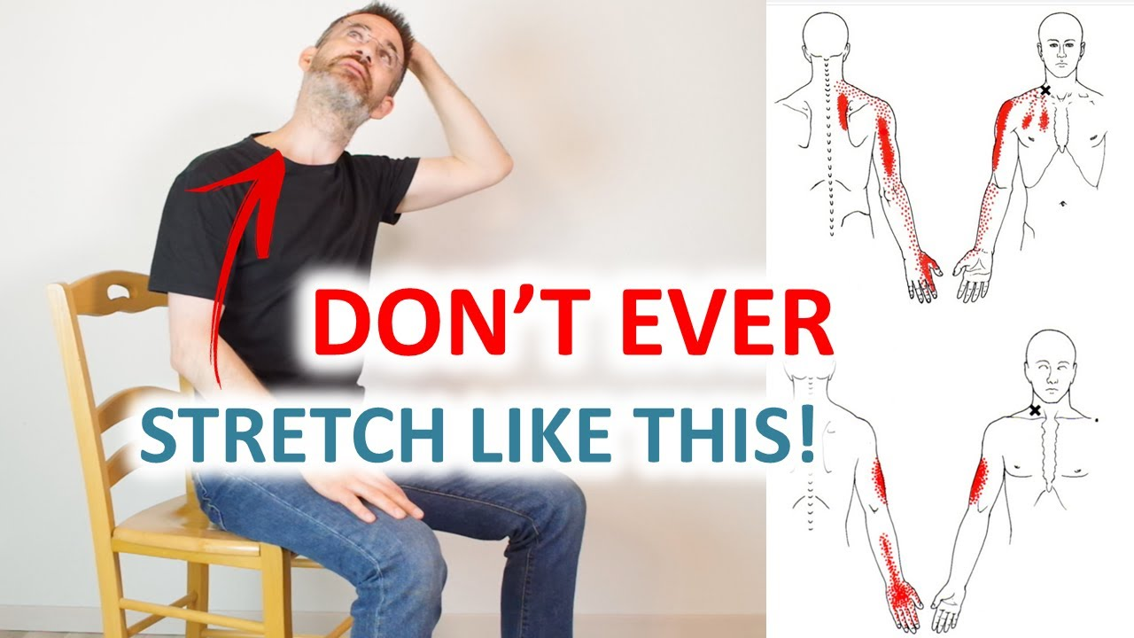 Download Worst Scalene Muscle Stretch - NO GO Neck Stretch