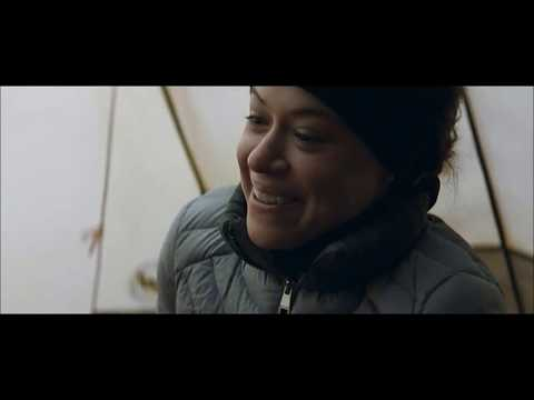 Tatiana Maslany tells a joke