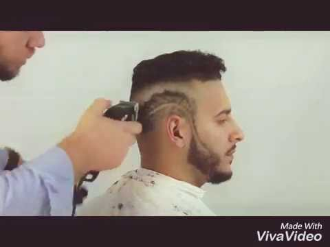 Corte de pelo con dise o freestyle design youtube for Disenos de pelo