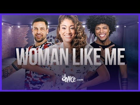 Woman Like Me - Little Mix ft. Nicki Minaj | FitDance Life (Choreography) Dance Video