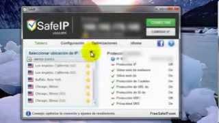 Ocultar IP Navegar anónimamente en internet