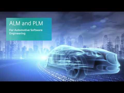 Teamcenter-Polarion ALM: True ALM-PLM interoperability