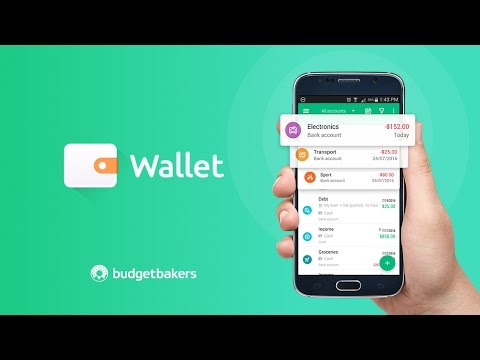 Wallet by BudgetBakers introduction - the best features in 60 seconds