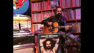 Barone Rosso, 20.11.17.  In studio: Omar Pedrini, Braschi e Marat.