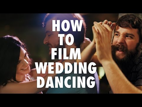 How To Film Incredible Dancing Footage In Your Wedding Films!