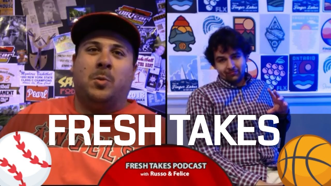 FRESH TAKES IS LIVE NOW: Make the MLB All-Star Game great again & NBA free agency (podcast)