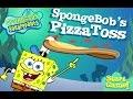 SpongeBob SquarePants Pizza Toss Games For Kids - Gry Dla Dzieci