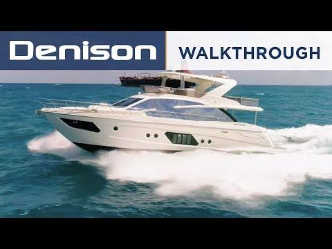 Absolute 72 Yacht Walkthrough