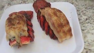 Samurai Gourmet: Steak And Lobster At The Pool