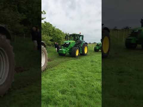 Cockerham Tractor run 2018