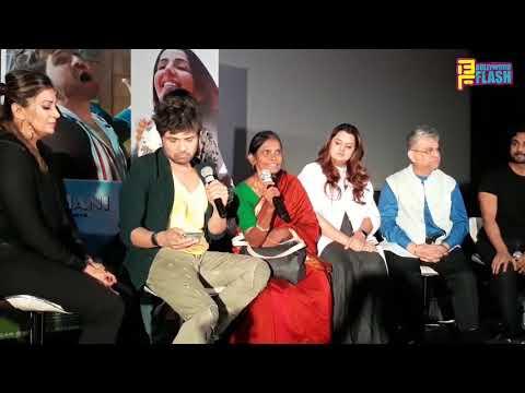 Ranu Mondal & Himesh Reshamiya Live Performance - Teri Meri Kahani Song Launch