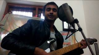 orrey mon on guitar unplugged version of ayushmann khurana