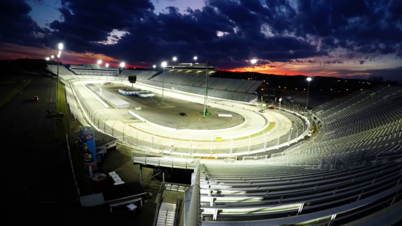Featuring a panoramic view of the racing action below casual seating and live music Martinsville Speedways SkyDeck will bring a new feel to NASCARs oldest track