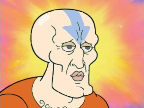 HANDSOME SQUIDWARD (Funny Moments/Clip)