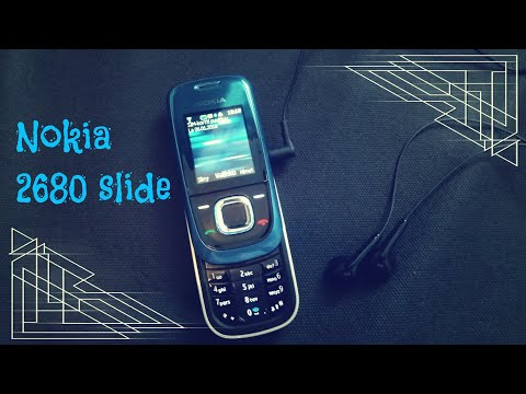 Retro Nokia 2680 slide all ringtones 720p☺