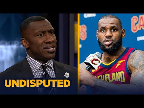 Dan Gilbert receives racist phone calls after LeBron James criticized the president | UNDISPUTED