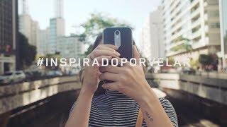 Range Rover Velar   #InspiradoPorVelar - Isa Ribeiro