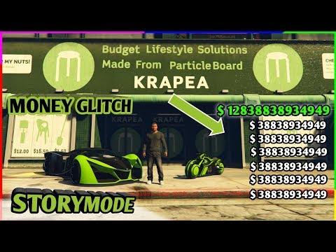 Gta 5 Offline Money Glitch Storymode ( $ 428 MILLIONS Under 3 Minutes )easy Money Guide