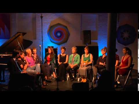 Roundtable Discussion - Resonant Bodies Festival 2013