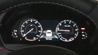 BMW F32 435i 6WB digital display review