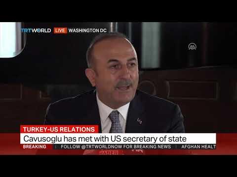 Mevlut Cavusoglu talks about possible UN probe into Khashoggi killing