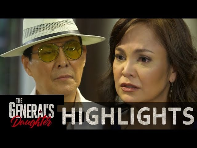 The General's Daughter: Corazon confronts Tiyago | EP 21